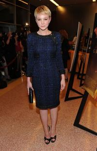 Carey Mulligan at the California premiere of