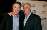 Christopher Lawford and director Roger Donaldson at the screening of