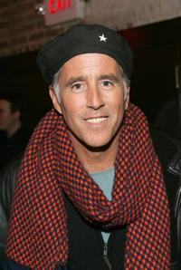 Christopher Lawford at the Airborne Lounge with Extra during the 2007 Sundance Film Festival.