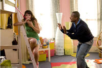 Brianna Shea Russo and Martin Lawrence in