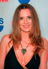 Daisy Donovan at the series premiere of