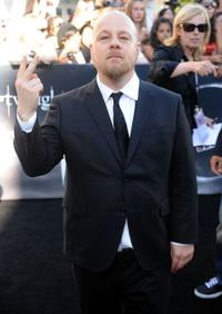 David Slade at the premiere of