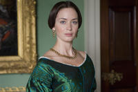 Emily Blunt as Queen Victoria in