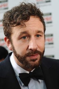 Chris O'Dowd at the Jameson Empire Awards in London.