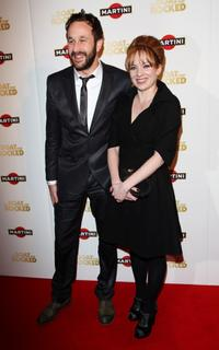 Chris O'Dowd and Katherine Parkinson at the Martini premiere party of