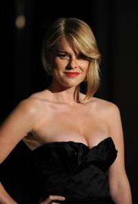 Alice Eve at the Prada Book Launch.