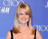 Alice Eve at the Jimmy Choo For H&M Collection Event.