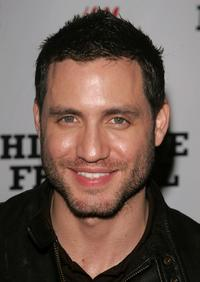 Edgar Ramirez at the H and M High Line Festival opening night and Buddha Bar's one year anniversary party.