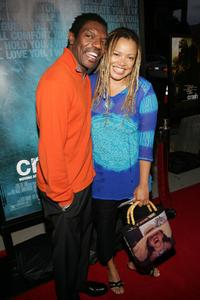 Vondie Curtis-Hall and Kasi Lemmons at the premiere of