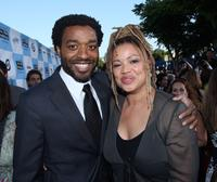 Chiwetel Ejiofor and Kasi Lemmons at the opening night screening of