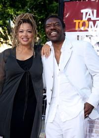 Kasi Lemmons and Vondie Curtis-Hall at the screening of