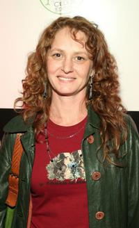 Melissa Leo at the world premiere of