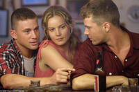 Channing Tatum and Abbie Cornish in