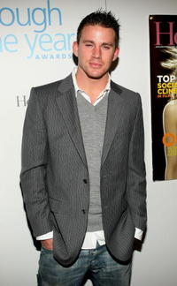Channing Tatum at the Hollywood Life magazine's 6th Annual Breakthrough Awards.