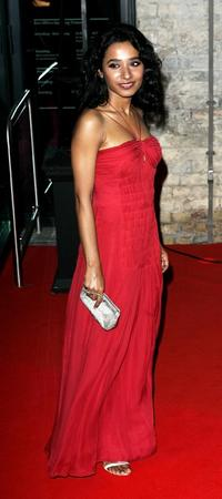 Tannishtha Chatterjee at the Tenth Annual British Independent Film Awards.
