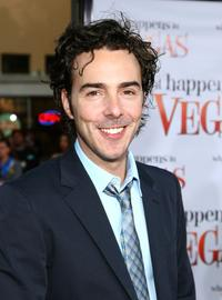 Shawn Levy at the premiere of