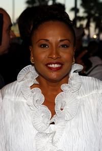 Jenifer Lewis at the opening night of