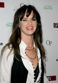 Juliette Lewis at the Spin Magazine's 20th Anniversary party.