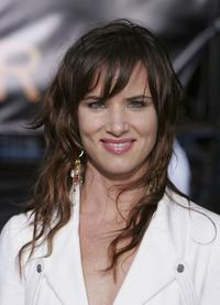 Juliette Lewis at the World premiere of