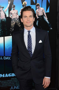 Matthew Bomer at the California premiere of
