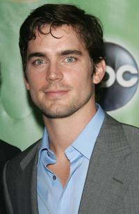 Matthew Bomer at the ABC Television Network Upfront.