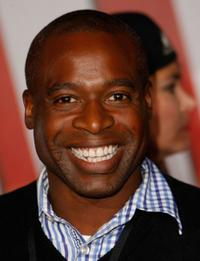 Phill Lewis at the premiere of