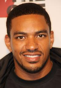 Laz Alonso at the Esquire House Hollywood Hills