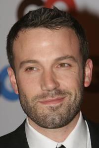Ben Affleck at the GQ magazine 2006 Men of the Year dinner celebrating the 11th Annual Men of the Year issue.