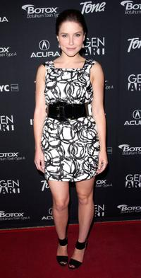 Sophia Bush at the 10th Annual Gen Art Styles International Design Competition.