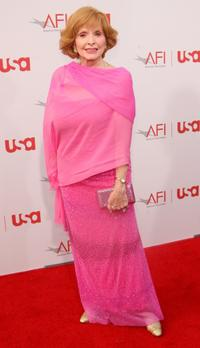 Patricia Barry at the 34th AFI Life Achievement Award tribute to Sir Sean Connery.