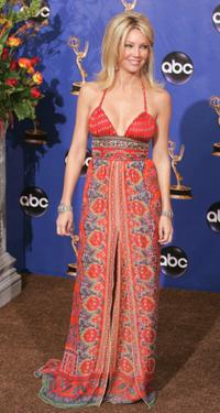 Heather Locklear at the 56th Annual Primetime Emmy Awards.