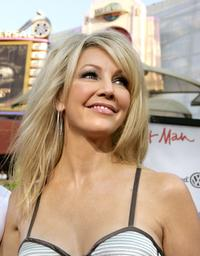 Heather Locklear at the Premiere of