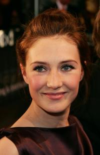 Carice van Houten at the premiere of