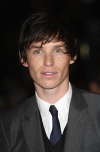 Eddie Redmayne at the UK premiere of