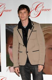 Eddie Redmayne at the photocall of