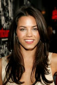 Jenna Dewan at the premiere of