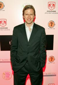 Jayce Bartok at the after party premiere of