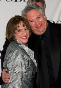 Patti LuPone and Harvey Fierstein at the 61st Annual Tony Awards.