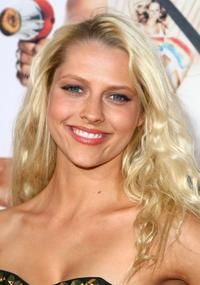 Teresa Palmer at the premiere of