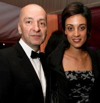 Martina Gusman and Guest at the Finecut Party For Leonera And the Chaser during the 61st International Cannes Film Festival.