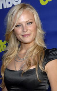 Malin Akerman at the Hollywood premiere of HBO's