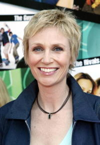 Jane Lynch at the Premiere of