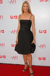 Kelly Lynch at the 36th AFI Life Achievement Award tribute to Warren Beatty.