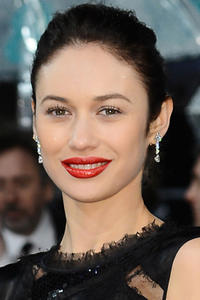 Olga Kurylenko at the EE British Academy Film Awards in London.