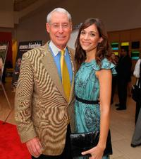 Henry S. Schleiff and Kathleen Munroe at the world premiere screening of