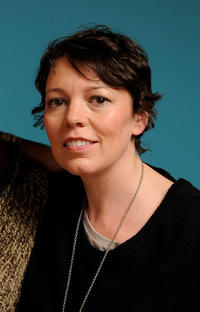 Olivia Colman at the 2011 Sundance Film Festival in Utah.