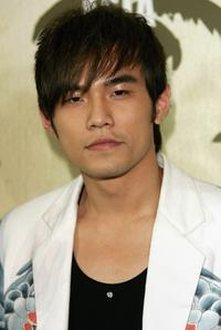 Jay Chou at the MTV Asia Aid at IMPACT Arena.