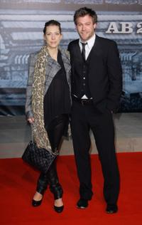 Marisa Leonie Bach and Ken Duken at the German premiere of
