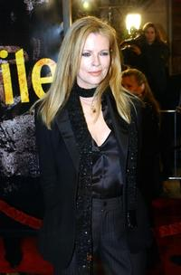 Kim Basinger at the Dreamball 2007 at the premiere of the film