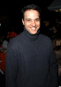 Ralph Macchio at the Cole Haan